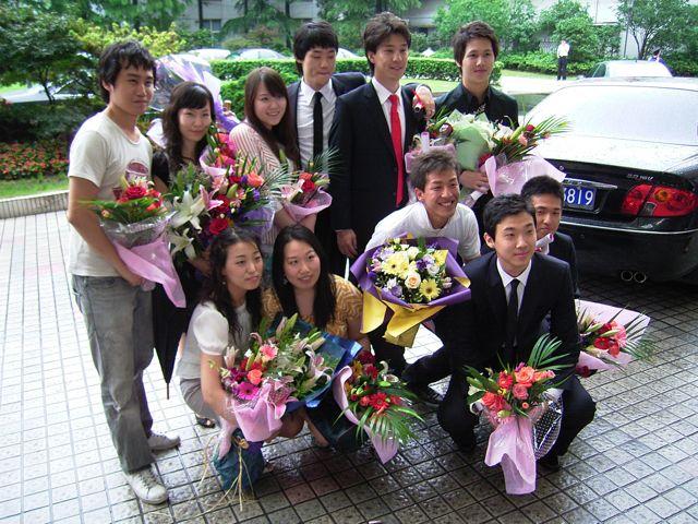 韓国の留学生グループと.jpg